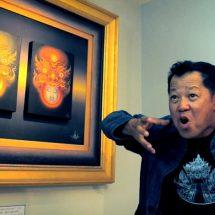 ค้นประวัติ อาจารย์เฉลิมชัย ศิลปินนักวาดภาพของเมืองไทย