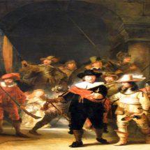 The Night Watch เป็นงานศิลปะอะไรและมีประวัติอย่างไร
