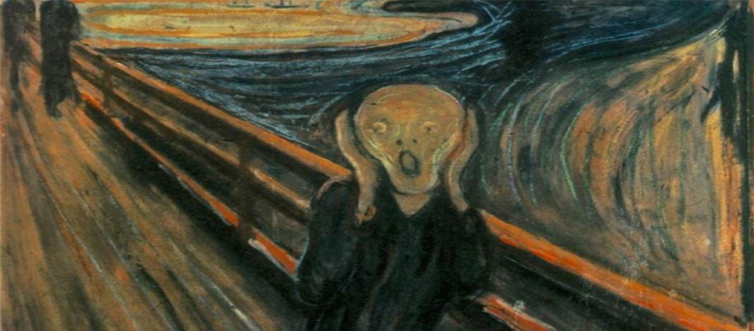 ประวัติของภาพวาด The Scream
